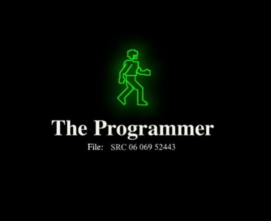 Topic - Aliens of Extraordinary Ability The Programmer